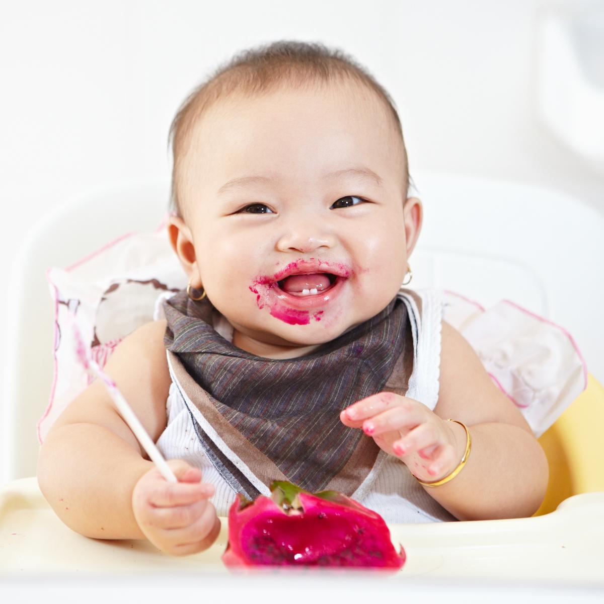 As primeiras papinhas: dicas fundamentais para introdução alimentar