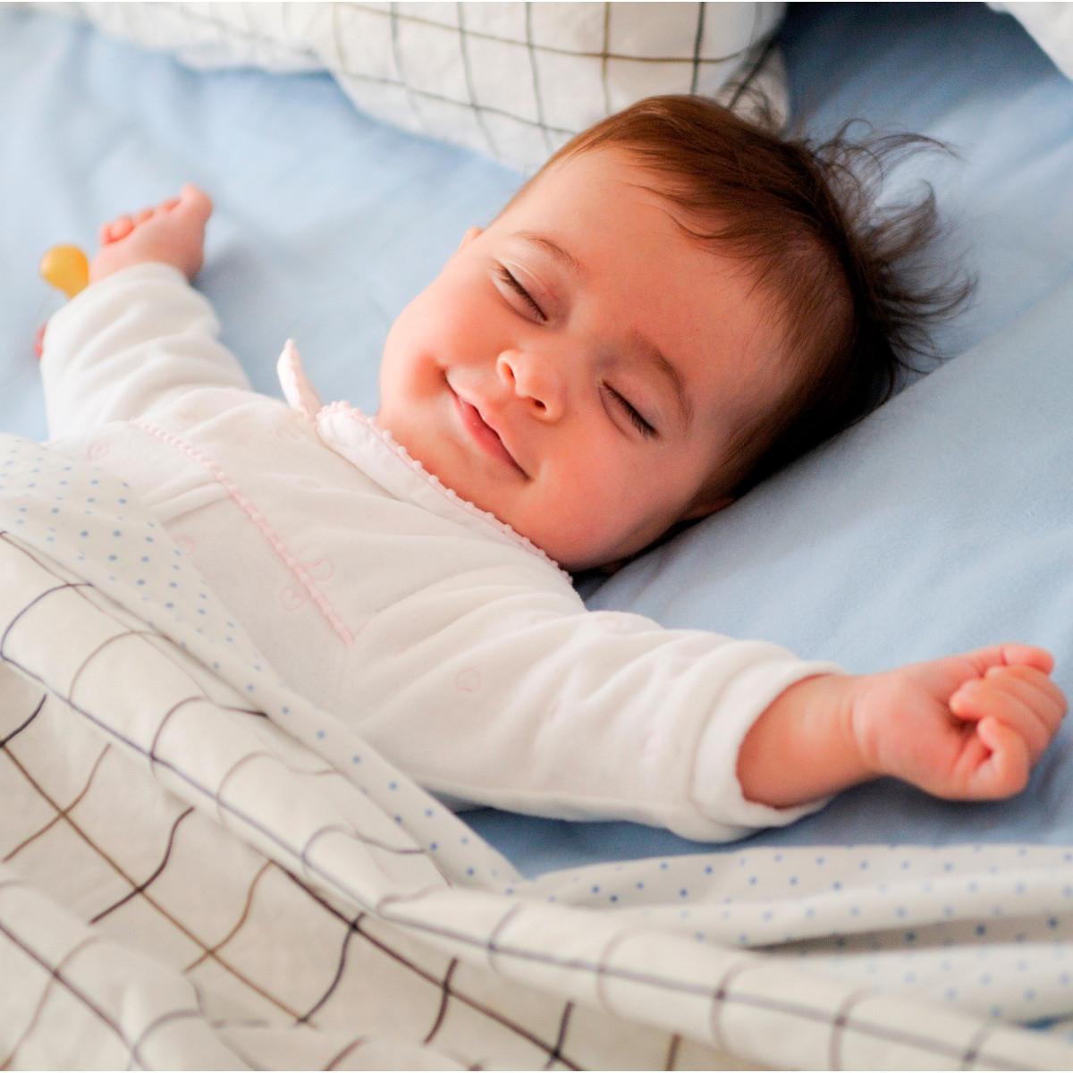 Sono do bebê: 10 passos garantir uma boa noite