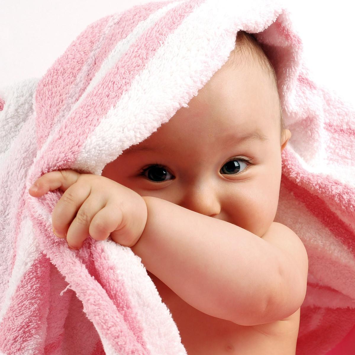 Banhos no bebê