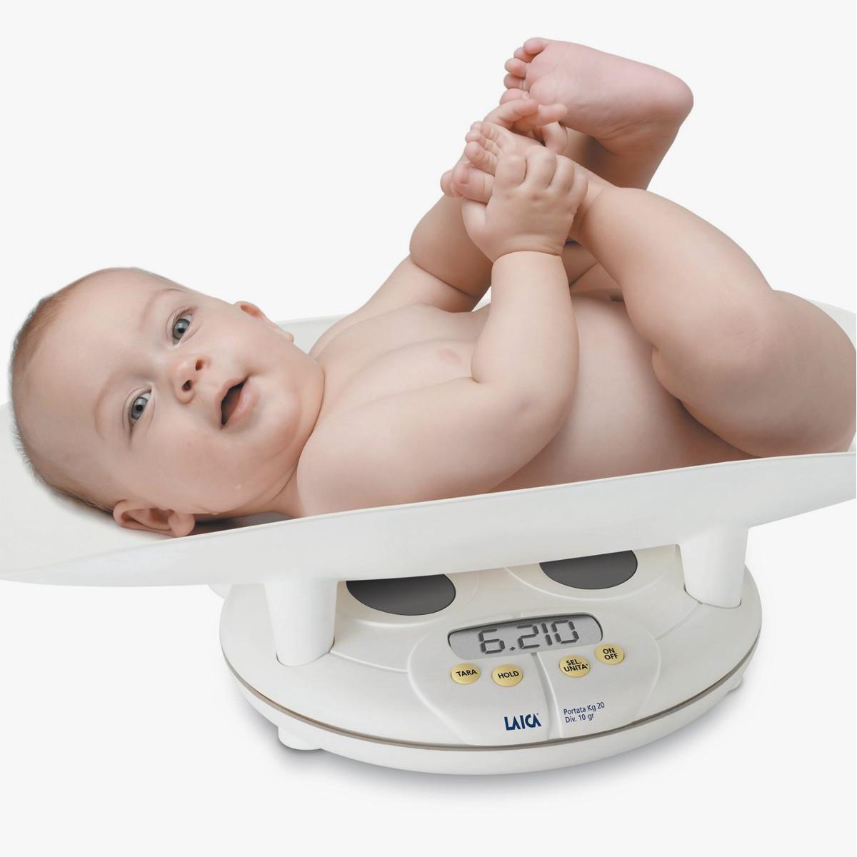 O peso ideal do bebê (Tabela de Crescimento)