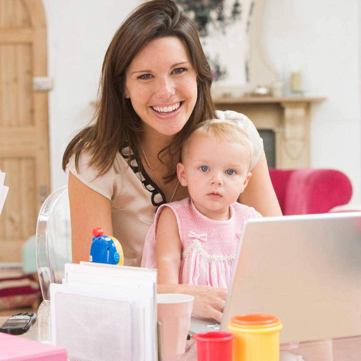 Vantagens de criar uma rotina para o bebê