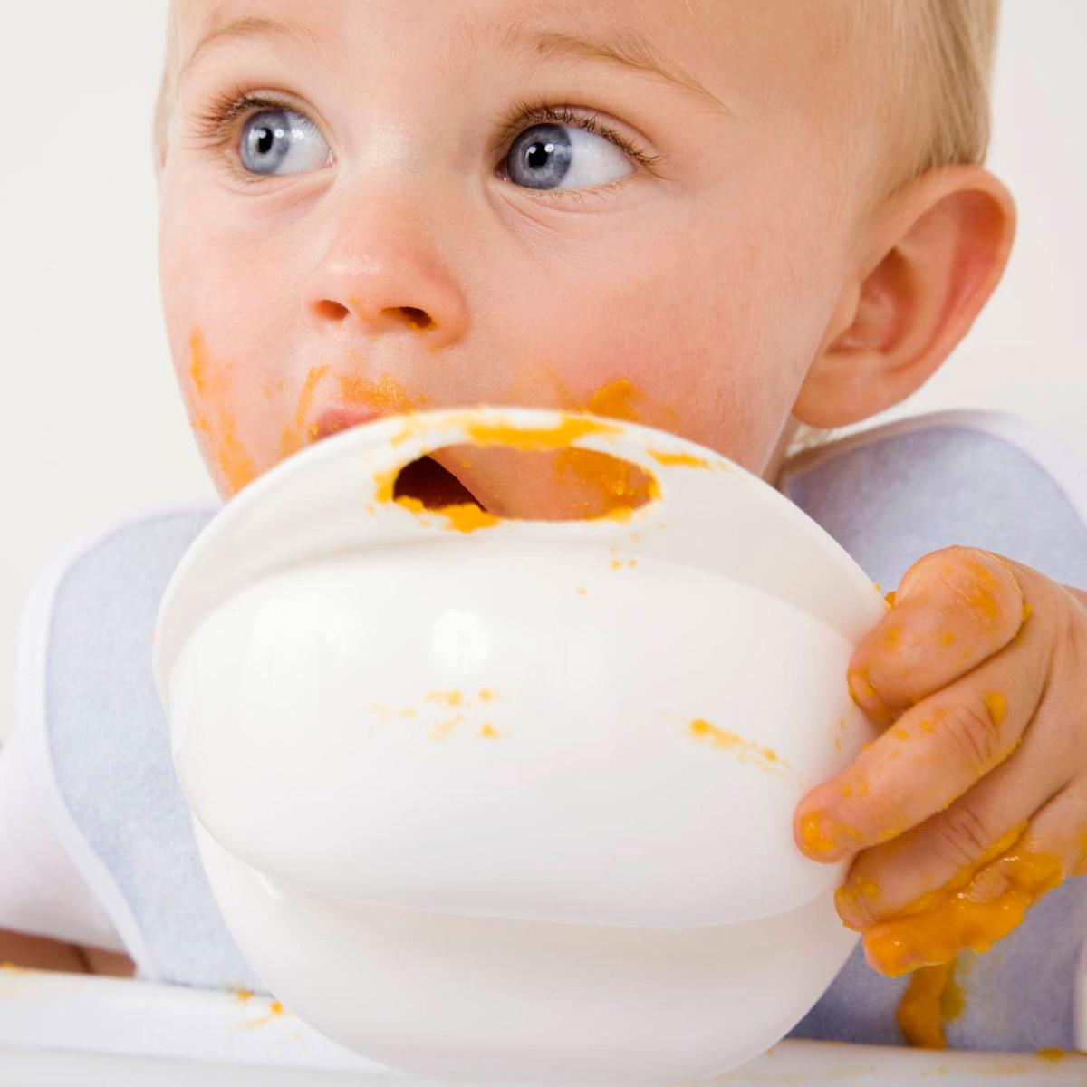 Alimentos proibidos para bebês