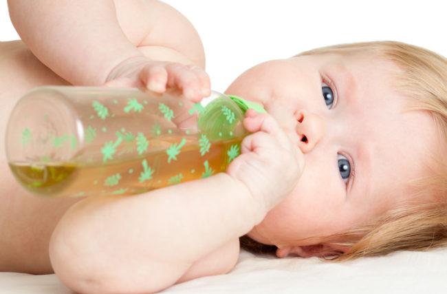 Sucos para bebês