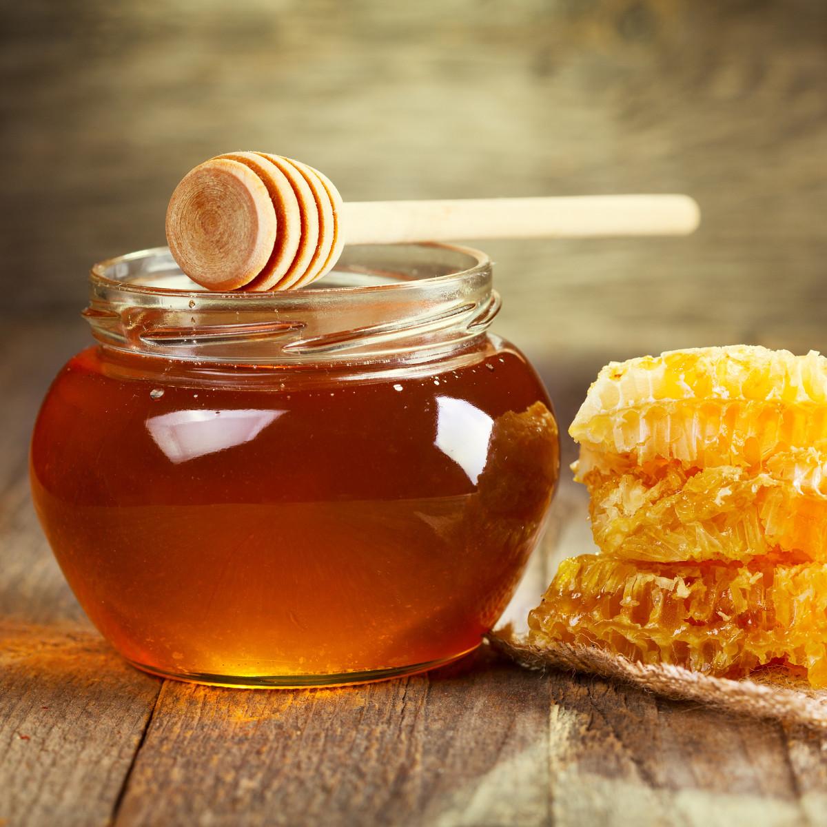 Bebês podem comer mel?