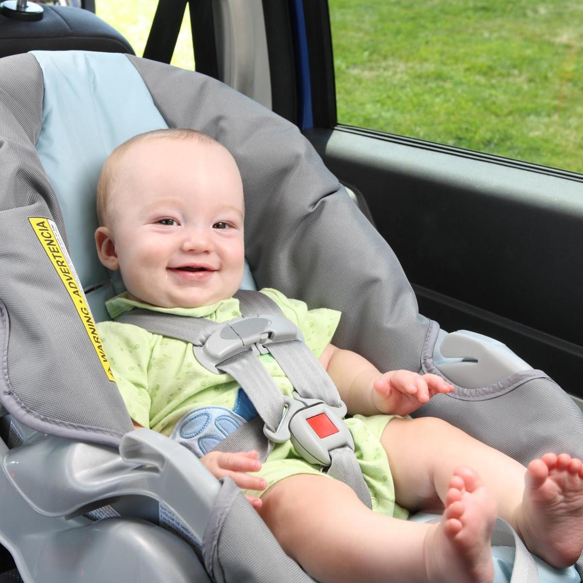Cadeirinhas de bebê para carro