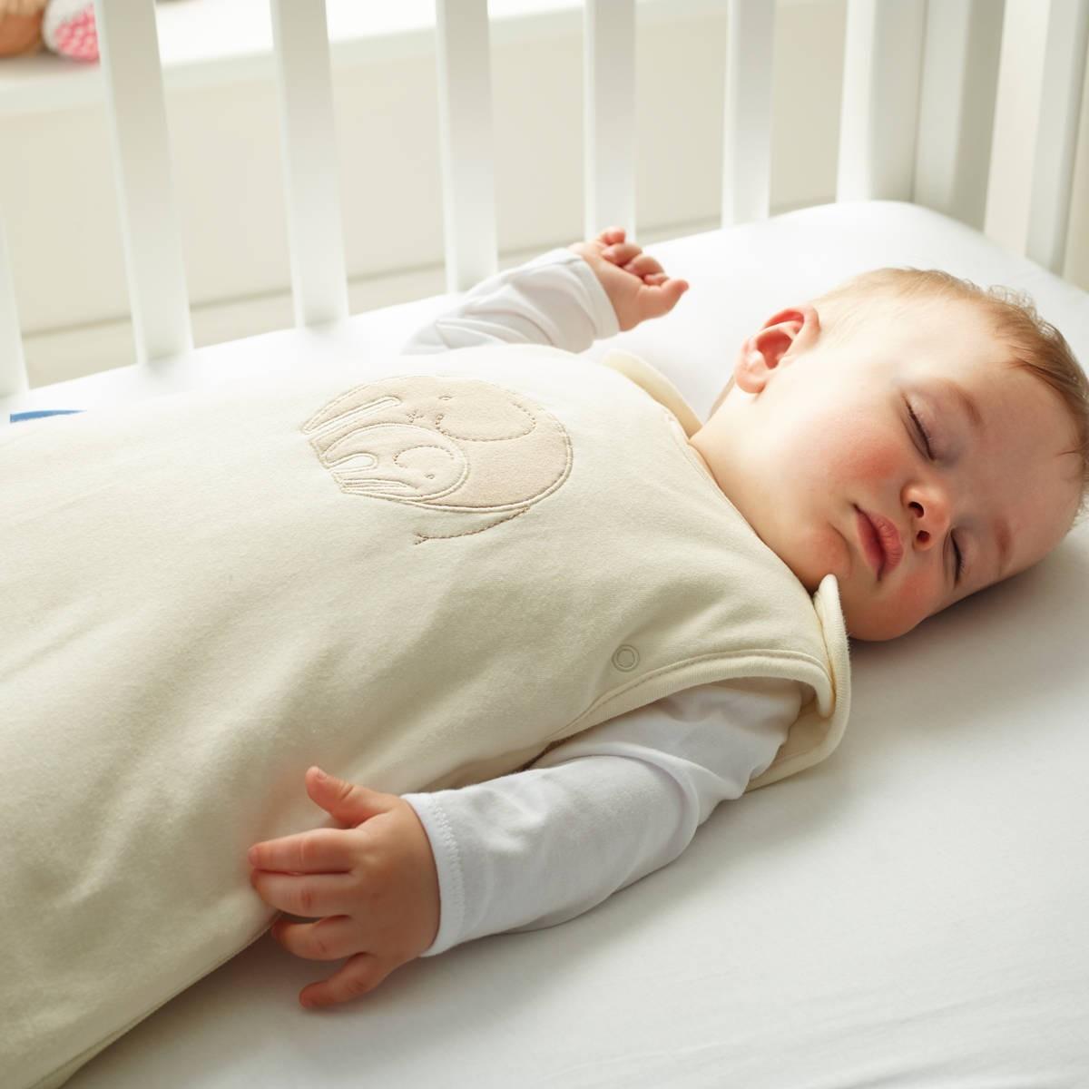 Melhores posições para o bebê dormir