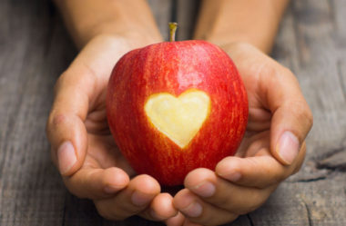6 benefícios da maçã para o bebê