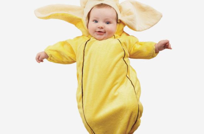 7 benefícios da banana para o bebê