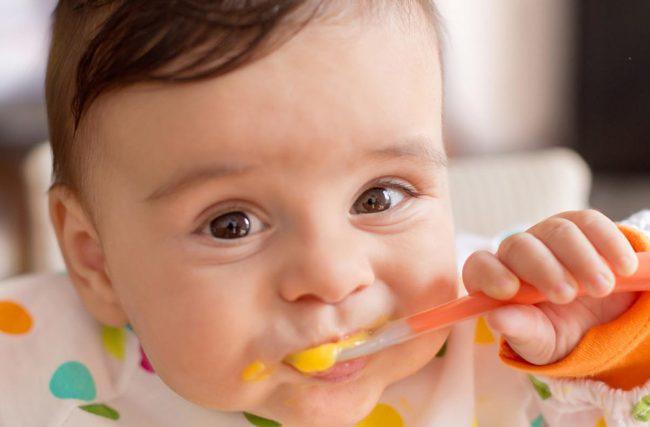 12 dicas para introdução alimentar do bebê