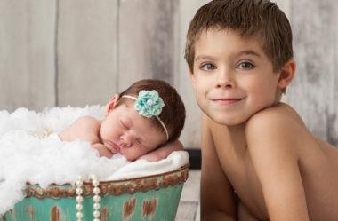 Sono do bebê: O que fazer quando há um irmão mais velho em casa?