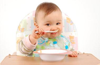 7 receitas de papinhas ricas em ferro que irão turbinar a saúde do seu bebê