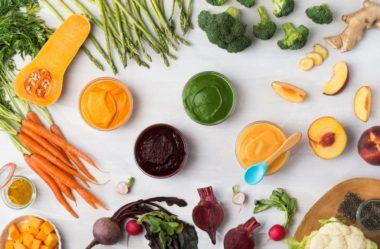 Papinhas de bebê: 9 receitas fáceis e rápidas de fazer