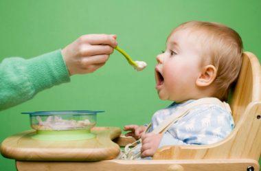 7 receitas de papinhas para bebês (passo a passo)