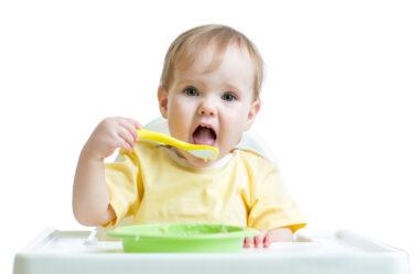 10 papinhas ricas em vitamina C para elevar a imunidade do bebê